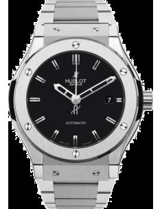 Chic Time | Montre Homme Hublot Classic Fusion 511.NX.1170.NX Argent  | Prix : 8,000.00