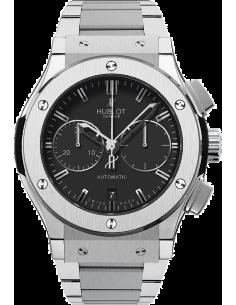 Chic Time | Montre Homme Hublot Classic Fusion 521.NX.1170.NX Argent  | Prix : 10,900.00