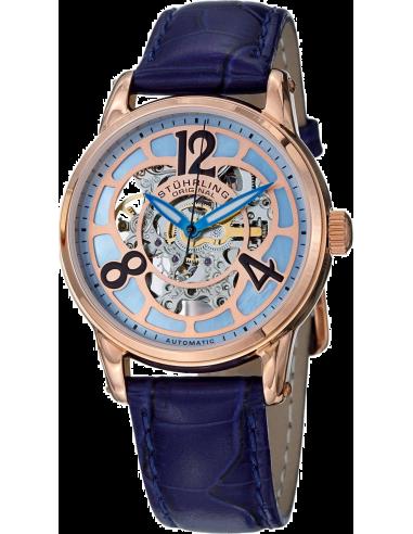Chic Time | Montre Femme Stuhrling Original Legacy 365.134C8 Bleu  | Prix : 219,00€