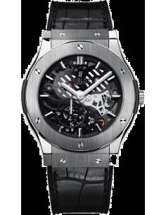 Chic Time   Montre Homme Hublot Classic Fusion 515.CM.0140.LR Noir    Prix : 15,200.00