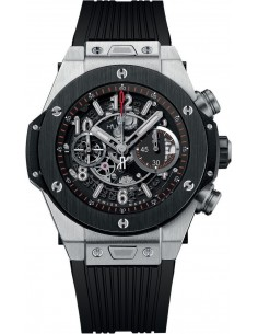 Chic Time | Montre Homme Hublot Big Bang 411.NM.1170.RX Noir  | Prix : 18,100.00