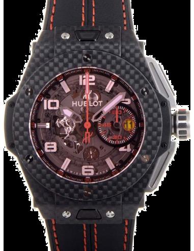 Chic Time | Montre Homme Hublot Big Bang 401.NQ.0123.VR Noir  | Prix : 23,900.00