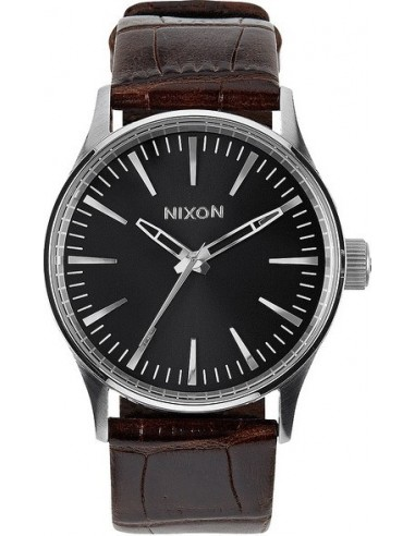 Chic Time | Montre Homme Nixon Sentry A377-1887 Marron  | Prix : 130,00 €