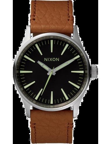 Chic Time | Montre Homme Nixon Sentry A377-1037 Marron  | Prix : 130,00€