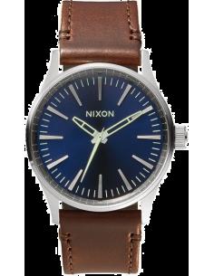 Chic Time | Montre Homme Nixon Sentry A377-1524 Marron  | Prix : 130,00€