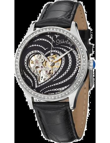 Chic Time | Montre Femme Stuhrling Original Vogue 429.22151 Blanc  | Prix : 159,00€
