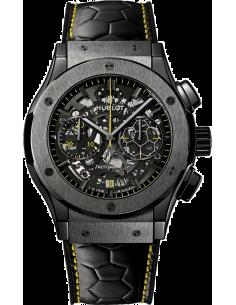 Chic Time | Montre Homme Hublot Classic Fusion 525.CM.0179.VR.PEL14 Noir  | Prix : 15,600.00