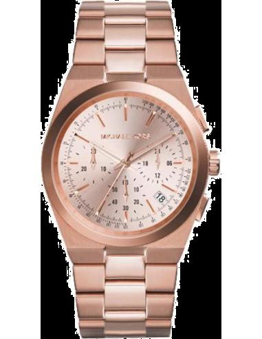 Chic Time | Montre Femme Michael Kors Channing MK5927 Argent  | Prix : 211,65€
