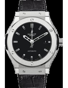 Chic Time | Montre Homme Hublot Classic Fusion 565.ZX.1170.LR Noir  | Prix : 5,600.00