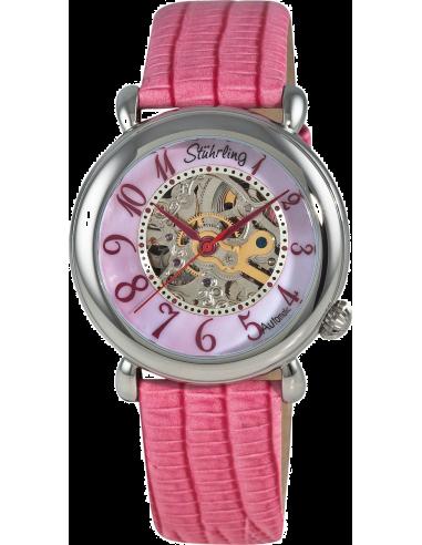 Chic Time | Montre Femme Stuhrling Original Vogue 108.1215A9 Rose  | Prix : 149,00€