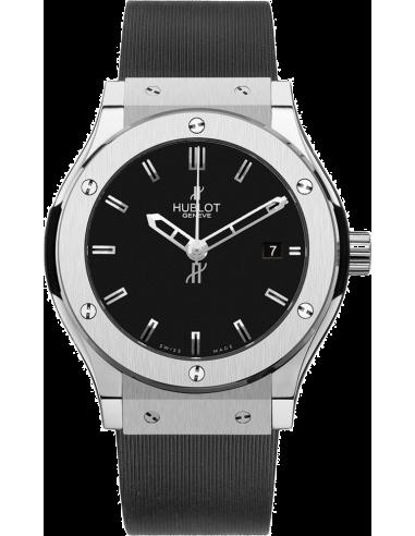 Chic Time | Montre Homme Hublot Classic Fusion 511.ZX.1170.LR Noir  | Prix : 6,500.00