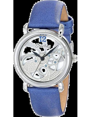Chic Time | Montre Femme Stuhrling Original Vogue 737.01 Bleu  | Prix : 119,00€
