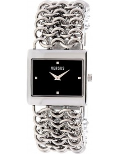 Chic Time   Montre Femme Versus by Versace 3C65000000 Argent    Prix : 390,00€