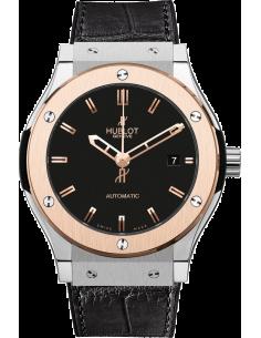 Chic Time | Montre Homme Hublot Classic Fusion 565.ZP.1180.LR Noir  | Prix : 8,200.00