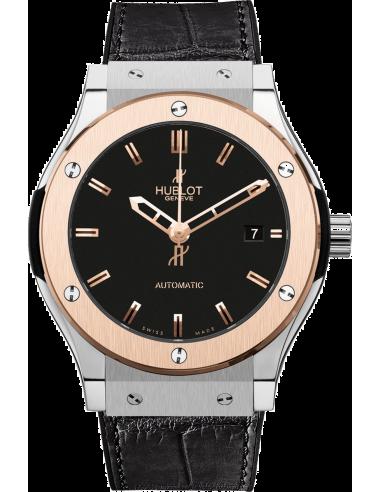 Chic Time   Montre Homme Hublot Classic Fusion 565.ZP.1180.LR Noir    Prix : 8,200.00