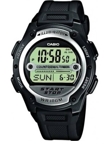 Chic Time | Casio W-756-1AVEF men's watch  | Buy at best price