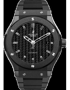 Chic Time | Montre Homme Hublot Classic Fusion 511.CM.1770.RX Noir  | Prix : 8,500.00