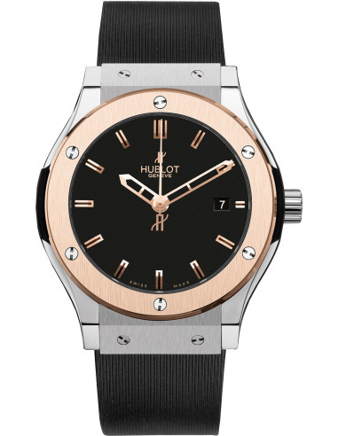 Chic Time   Montre Homme Hublot Classic Fusion 542.ZP.1180.LR Noir    Prix : 8,800.00