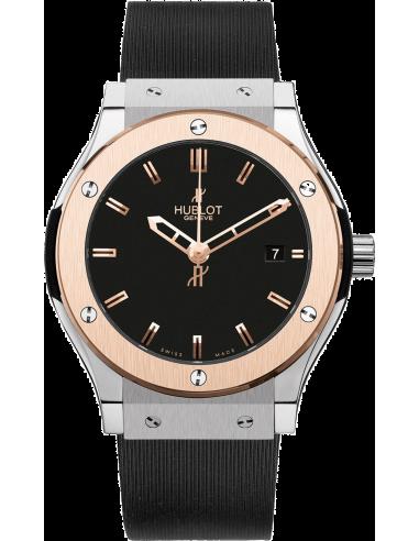 Chic Time | Montre Homme Hublot Classic Fusion 542.ZP.1180.LR Noir  | Prix : 8,800.00