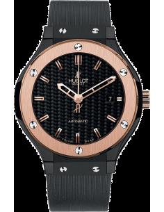 Chic Time | Montre Homme Hublot Classic Fusion 565.CP.1780.RX Noir  | Prix : 9,600.00