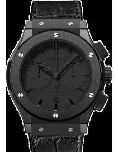 Chic Time | Montre Homme Hublot Classic Fusion 521.CM.1110.RX Noir  | Prix : 9,700.00