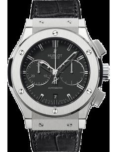 Chic Time | Montre Homme Hublot Classic Fusion 521.NX.1170.LR Noir  | Prix : 9,900.00