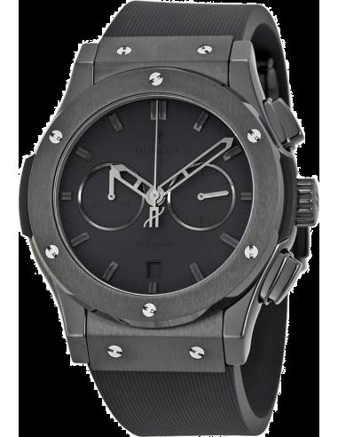Chic Time   Montre Homme Hublot Classic Fusion 541.CM.1110.RX Noir    Prix : 9,700.00