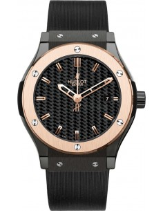 Chic Time | Montre Homme Hublot Classic Fusion 542.CP.1780.RX Noir  | Prix : 9,700.00