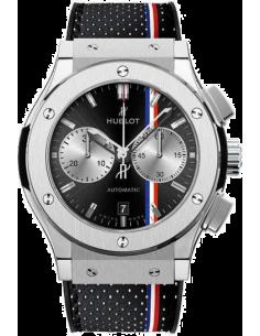 Chic Time | Montre Homme Hublot Classic Fusion 521.NX.1472.VR.TRA14 Noir  | Prix : 11,400.00