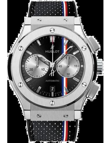 Chic Time   Montre Homme Hublot Classic Fusion 521.NX.1472.VR.TRA14 Noir    Prix : 11,400.00