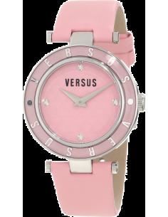 Chic Time | Montre Femme Versus by Versace Logo 3C71500000 Rose  | Prix : 149,00€