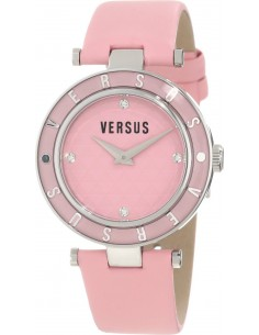 Chic Time | Montre Femme Versus by Versace Logo 3C71500000 Rose  | Prix : 149,00 €