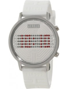 Chic Time | Montre Femme Versus by Versace 3C70800000 Blanc  | Prix : 229,00€