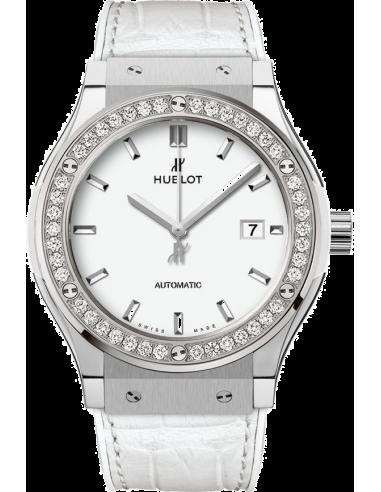 Chic Time   Montre Homme Hublot Classic Fusion 542.NE.2010.LR.1204    Prix : 11,800.00