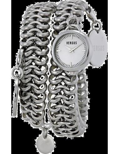 Chic Time   Montre Femme Versus by Versace 3C73700000 Argent    Prix : 269,00€
