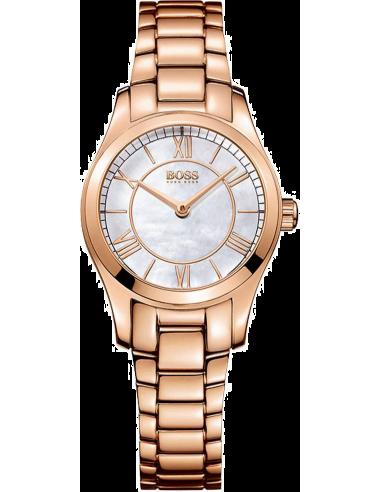 Chic Time | Montre Femme Hugo Boss Ambassador 1502378 Or Rose  | Prix : 237,30€