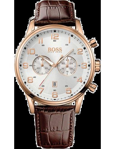 Chic Time | Montre Homme Hugo Boss 1512921 Marron  | Prix : 415,65€