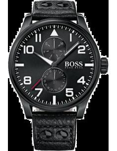Chic Time | Montre Homme Hugo Boss 1513083 Noir  | Prix : 279,30€