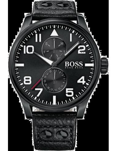 Chic Time   Montre Homme Hugo Boss 1513083 Noir    Prix : 239,40€