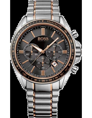 Chic Time   Montre Homme Hugo Boss 1513094 Argent    Prix : 499,00€