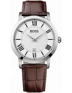 Chic Time | Montre Homme Hugo Boss 1513136 Marron  | Prix : 254,15 €