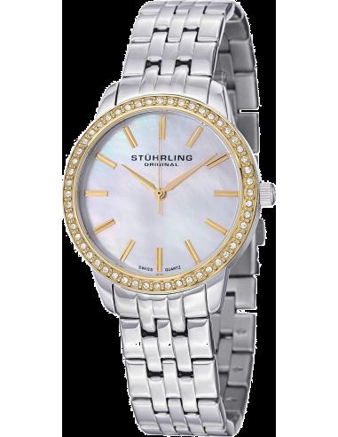 Chic Time | Montre Femme Stuhrling Original Symphony 369.01 Argent  | Prix : 139,00€