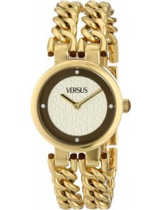 Chic Time | Montre Femme Versus by Versace SGR040013 Or  | Prix : 329,00 €