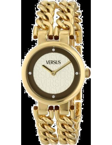 Chic Time | Montre Femme Versus by Versace SGR040013 Or  | Prix : 329,00€