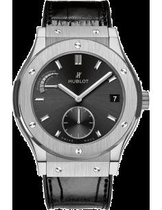 Chic Time | Montre Homme Hublot Classic Fusion 516.NX.1470.LR  | Prix : 13,700.00