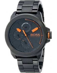 Chic Time | Montre Homme Boss Orange 1513157 Noir  | Prix : 305,15 €