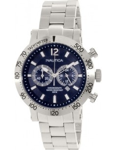 Chic Time | Montre Homme Nautica N23098G Argent  | Prix : 249,00€