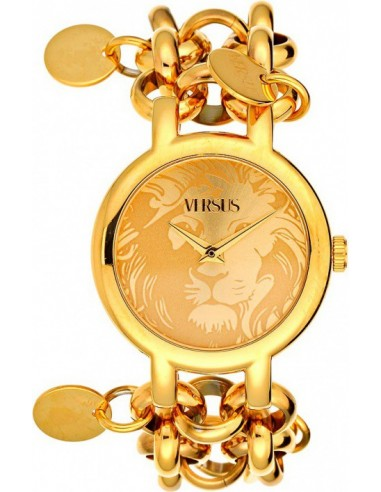 Chic Time | Montre Femme Versus by Versace SGO040013 Or  | Prix : 299,00€