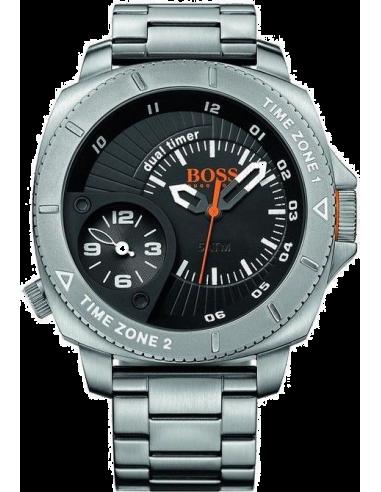 Chic Time | Montre Homme Boss Orange 1513211 Argent  | Prix : 211,65€