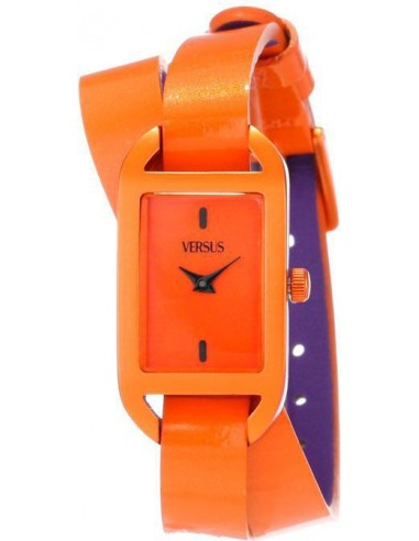 Chic Time | Montre Femme Versus by Versace SGQ020013 Orange  | Prix : 149,00 €
